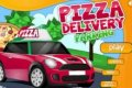 Estacionar carro pizza